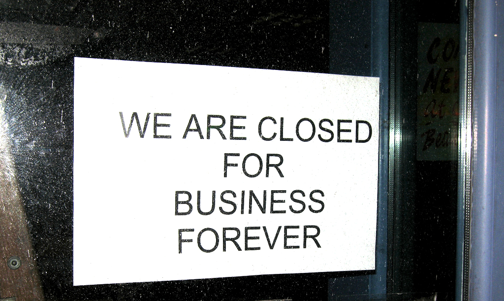 the small business shutdown How do you close down a small business  it will be necessary to notify an assortment of local and state government agencies about the business closing they need.